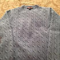 Vineyard Vines Wool Cable Men's Sweater Photo