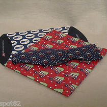 Vineyard Vines Wreath & Oars Bow Tie With Free Vv Gift Box & Holiday Gift Wrap Photo