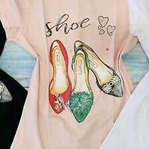 Vinizbena T-Shirt Size M Color Blush  Photo