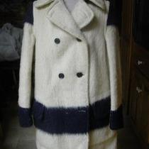 Vintage 1920 Hudson Bay Co Point Blanket Coat Ladies Women Small Jacket Wool Photo