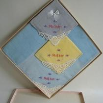 Vintage 1930/40s Boxed Set of Handkerchiefs - 