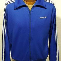 Vintage 1970's/80's Adidas Track Warm-Up Jacket Nos Unworn Trefoil Medium/large Photo