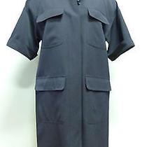 Vintage 1980s Fendi Shirt Dress Photo