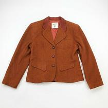 Vintage 1980s Guess Georges Marciano Women's Wool Blazer Jacket Sz 8 Photo