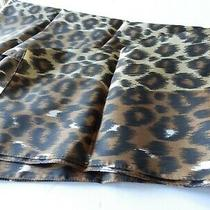 Vintage 1989 Leopard Print Scarf by Avon  64  X  15 Photo