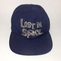Vintage 1993 American Needle Lost in Space Tv Show Snapback Hat Photo