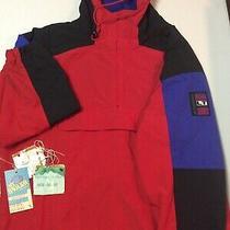 Vintage 1999 Gap Alpine  Lt Series Downhill Mens Color Block Ski Jacket Size M Photo