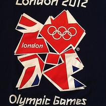 Vintage 2012 London Olympic Games T Shirt Xl Photo