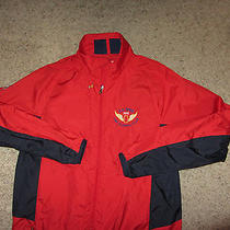 Vintage 2012 Us Open Olympic Club Usga Volunteer Golf Jacket S Rlx Ralph Lauren Photo