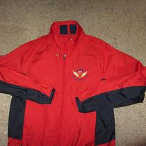 Vintage 2012 Us Open Olympic Club Usga Volunteer Golf Jacket S Rlx Ralph Lauren Photo