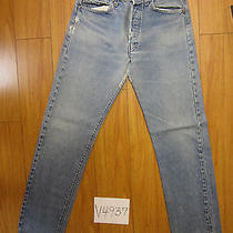 Vintage 501 Redline Selvedge Tag 31x38 Meas 29x33 Levi's V4937 Photo