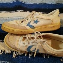 Vintage 70s Chris Evert Converse Shoes Sneakers Sz 8 1/2 Photo