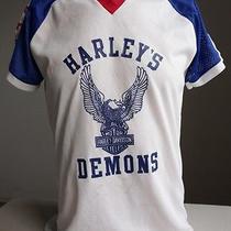Vintage 70s Harley Davidson Dealer T Shirt