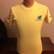 Vintage 70s or 80s New Balance Cycling Biking Bike T Shirt Made in Usa 50/50 Photo