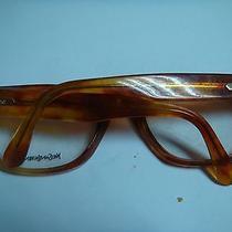 Vintage 70s Yves Saint Laurent Paris Eyeglasses Sunglasses Frames Deadstock Old Photo