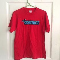 Vintage 80s 3-2-1 Contact T-Shirt American Television Sarah Jessica Parker Pbs Photo