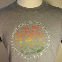 Vintage 90's Element Skateboard T Shirt Xl Wind Water Fire Earth Soft Wash Photo