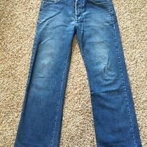 Vintage 90's Versace Jeans Couture Blue Denim Men's Jeans 29/43 Made in Italy Photo