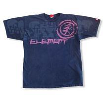 Vintage 90s Element T-Shirt Mens Size Large Photo