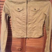 Vintage Abercrombie and Fitch Women's / Jrs Field Jacket Beige Sz. Xs Photo
