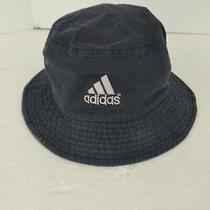 Vintage Adidas Bucket Hat Unisex Blue Photo