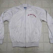 Vintage Adidas College Track Jacket Size Small  Photo