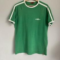 Vintage Adidas Early 00s Adidas Team Gb Olympics T Shirt Large Mens Retro Photo