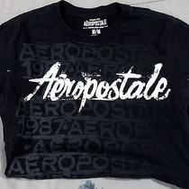 Vintage Aeropostale Graphic Tee Medium Ships Free Photo