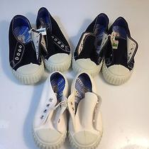 Vintage American Made Kids No-Name Sneakers (Bobos) 2 Pair for Sale Photo