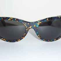 Vintage Anglo American Eyewear Mod Wrap Sunglasses Handmade England 80s  Photo