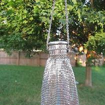 Vintage/antique Whiting & Davis Mesh Purse - Expandable - Beggar's Purse Style Photo