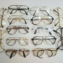 Vintage Ao Safety American Optical Eyeglasses Glasses Lot of 14 Photo