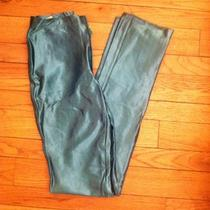 Vintage Aqua Lorielle High Waisted Disco Pants  Photo