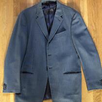 Vintage Armani Blazer Mens Size 38 Us Italian 50r Photo