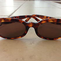Vintage Authentic Cartier Sun Glasses Photo
