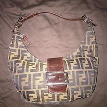 Vintage Authentic Fendi Handbag Photo
