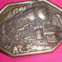 Vintage Avon Belt Buckle Photo