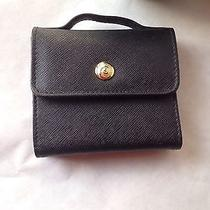 Vintage Avon Black Wallet Photo