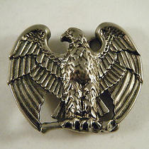 Vintage Avon Eagle Belt Buckle Photo