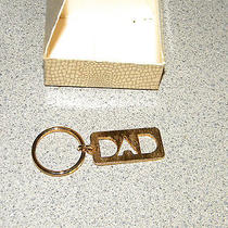 Vintage Avon Gift Collection Dad Keyring Father Collectible in Original Box Photo