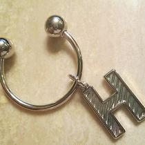 Vintage Avon H Initial Key Ring New No Original Box 1987 Photo