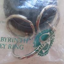 Vintage Avon Sawyers Labyrinth Key Ringnew in Plastic1992 Made in Germany Photo