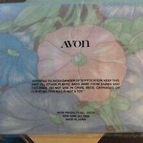 Vintage Avon Scarf Morning Glory 9