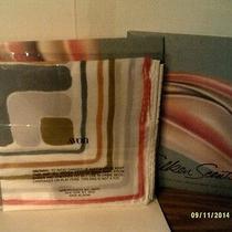 Vintage  Avon Silken Scents Scarf/bandana  25