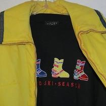 Vintage Awesome  the Limited  Ski Season Sweatshirt Macy's Coat Womens Medium Photo
