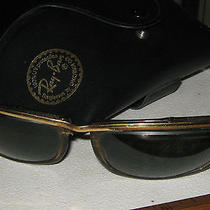 Vintage b&l Ray-Ban Wayfarer   Men Women Tortoise  Broken Photo