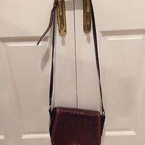 Vintage Bally Brown and Brown Leather Purse Photo