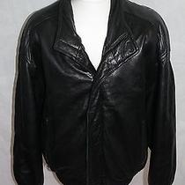 Vintage Bally Made in France Bomber Jacket With Defect Photo