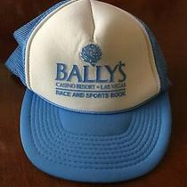 Vintage Ballys Casino Resort Race and Sports Book Hat Photo