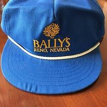 Vintage Ballys Reno Nevada Hat Photo